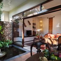 Voorbeeld 2-kamer villa