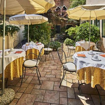 Terras Hotel Gardena