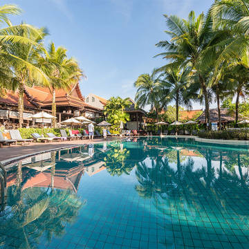 thailand khao lok bhandari resort pool Khao Lak Bhandari Resort & Spa