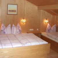 Slaapkamer voor 3 personen voorbeeld