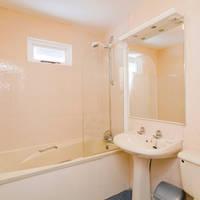 Voorbeeld badkamer 4-kamerwoning