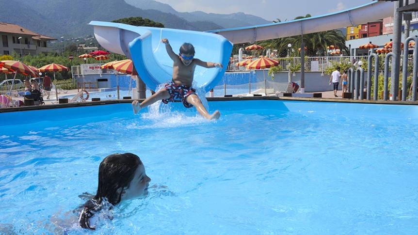 Zwembad Appartementen Ai Pozzi Village