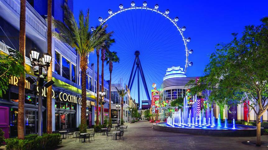 Promenade The LINQ Hotel + Experience