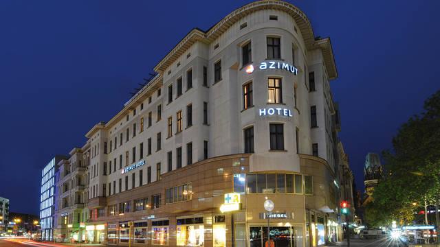 Azimut hotel Berlin Kurfürstendamm, Berlijn Azimut Hotel Berlin Kurfürstendamm