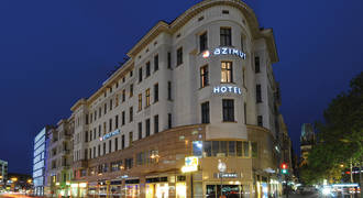 Azimut hotel Berlin Kurfürstendamm, Berlijn