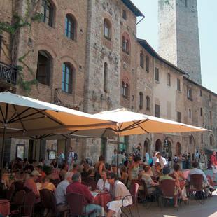 terras San Gimignano