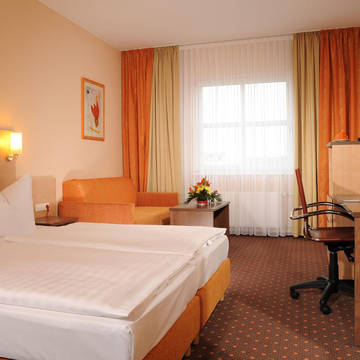 Kamer Hotel Amber Econtel Berlin Charlottenburg