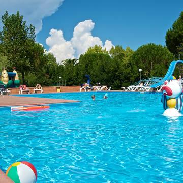 Zwembad5 Appartementen Ghiacci Vecchi