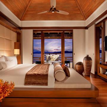 Voorbeeld Villa Gaya Island Resort