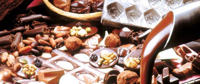 Brussel - Chocolaterie
