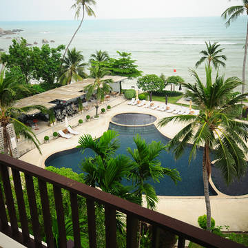 Superior Sea View Mercure Koh Samui Beach Resort