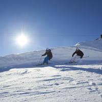 Wintersport Appartementen Etoile in Saas-Grund (Wallis, Zwitserland)