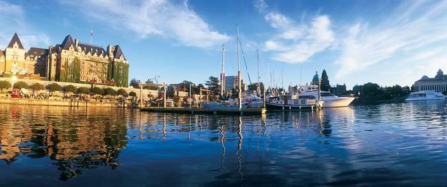 Victoria op Vancouver Island