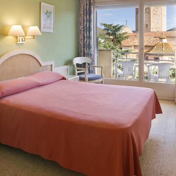 Voorbeeld kamer-1 Hotel Mercè