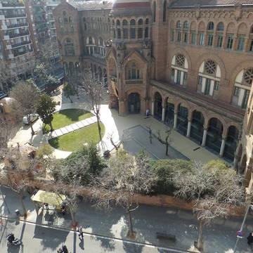 Uitzicht Hotel Amrey Sant Pau