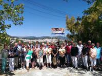 Groepsfoto Gibraltar en Andalusie