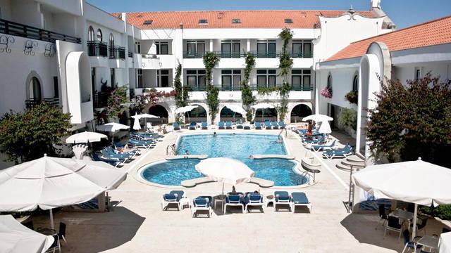 Zwembad Hotel Suave Mar