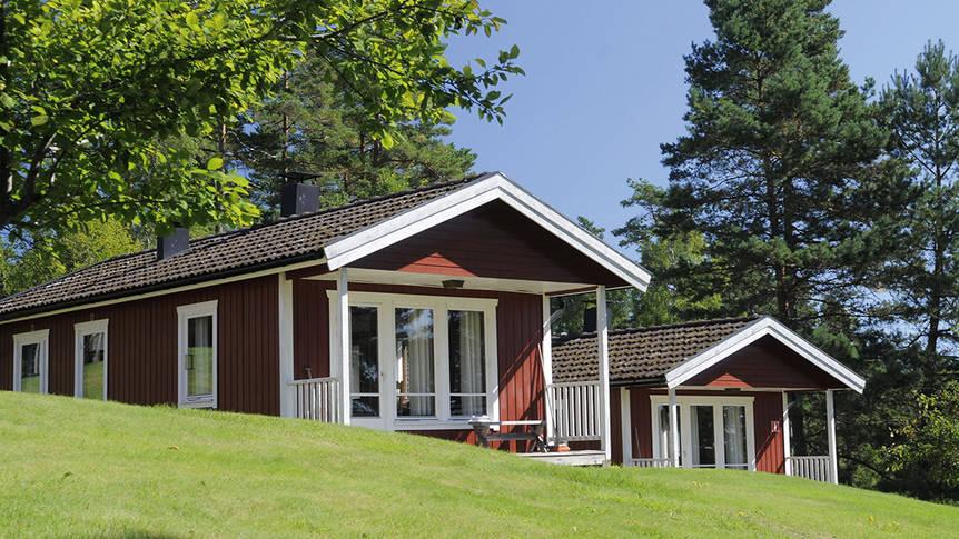 Type A exterieur voorbeeld Isaberg Mountain Resort