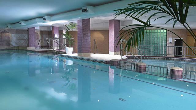 Zwembad Hotel Camden Court