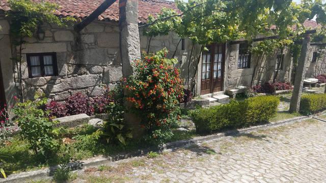 Aanzicht Quinta Paço d'Anha