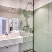 Voorbeeldbadkamer 2-persoonskamer