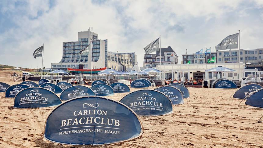 Exterieur Carlton Beach Hotel Scheveningen