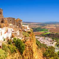 Rondreis 10-daagse fly-drive Hoogtepunten van Andalusië (huurauto Avis) in Fly-drive (Individuele rondreizen, Spanje)