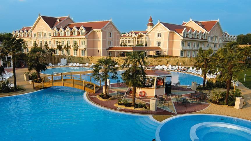 Exterieur Gardaland Resort & Adventure Hotel