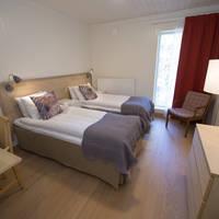 Voorbeeld kamer Ecohotel