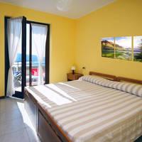 Appartement - voorbeeld slaapkamer