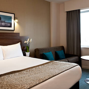 Kamer Hotel Jurys Inn Parnell