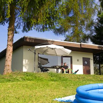Voorbeeld 3-kamerbungalow Type LA-4 Vakantiepark Felsenhof