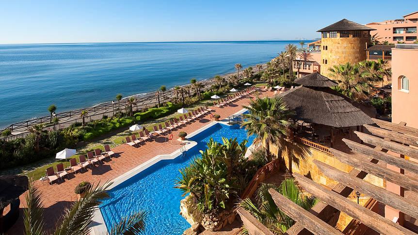 Uitzicht Elba Estepona Gran Hotel & Thalasso Spa