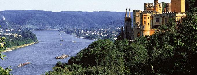 Riviercruises Duitsland