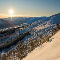 Overzicht Myrkdalen