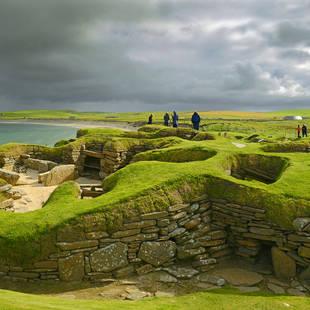 Orkney - Skara Brae