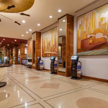 Lobby Hotel Pennsylvania