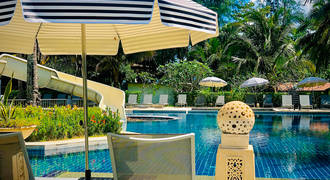 Palm Galleria Resort - Khao Lak - Zwembad