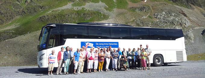 Bus excursiereizen