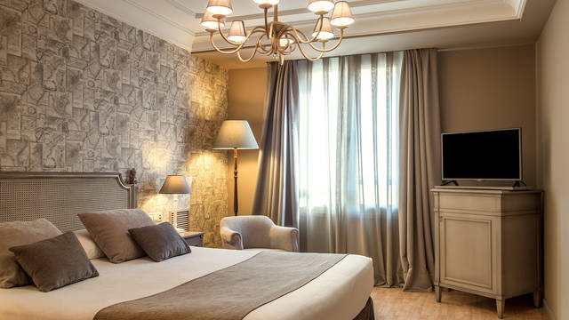 Kamer Hotel Vincci Lys