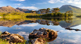 Derryclare Lough - Connemara