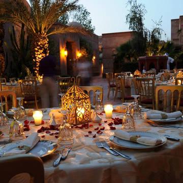 Restaurant Riad La Maison des Oliviers