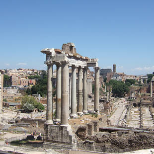 Rome Archeologisch park
