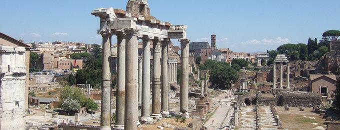 Busreis Rome