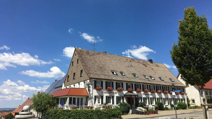 Exterieur Hotel Gasthof Zum Rössle