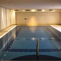 Overdekt zwembad Avital Resort