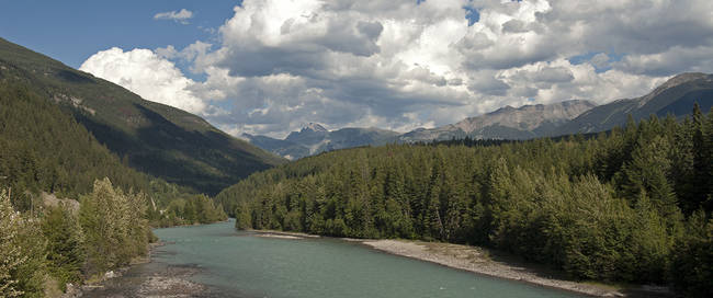 Fraser rivier