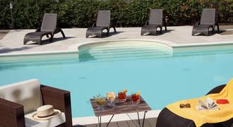 Villa Mercede zwembad