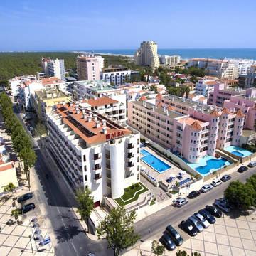 Uitzicht Hotel Alba