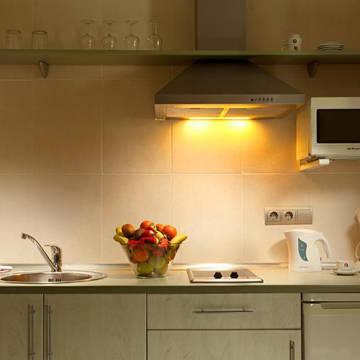 Ona Marinas kitchenette Marinas de Nerja Beach & Spa Aparthotel